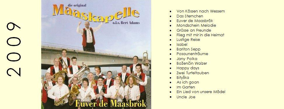 Euver de Maasbrok met titels
