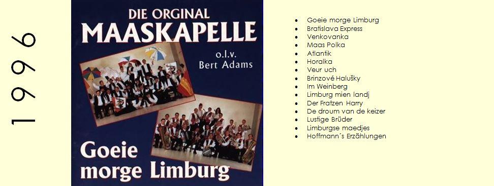 Goeie Morgen Limburg met titels