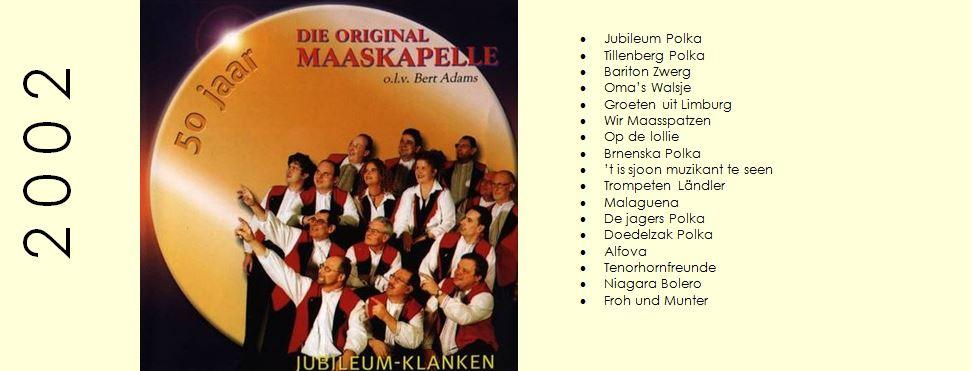 Jubileum Klanken met titels